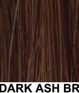clip in human hair extensions no 6 dark ash brown 18 by